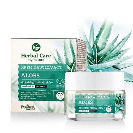 Herbal Care KREM Aloes, 50 ml.