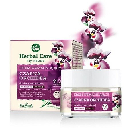 Herbal Care KREM Czarna Orchidea, 50 ml.