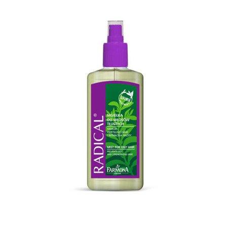 Radical - MGIEŁKA do włosów tłustych, 200 ml. NOWOŚĆ!