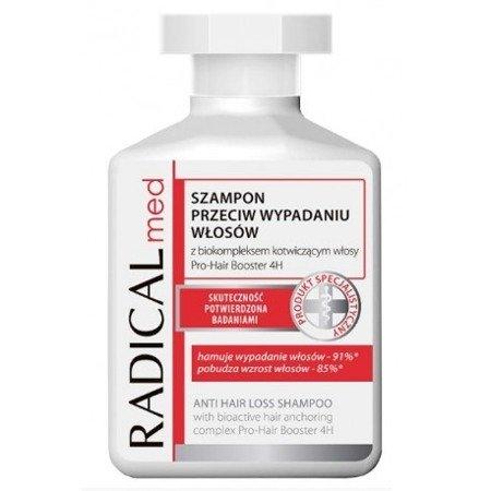 Radical Med - SZAMPON przeciw wypadaniu włosów, 300 ml.