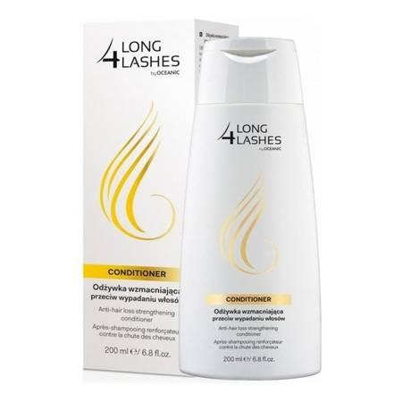 AA - Long4Lashes - ODŻYWKA wzmacniająca przeciw wypadaniu włosów, 200 ml.