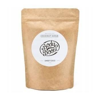 BODY BOOM Peeling kawowy Sweet Coco, 100 g