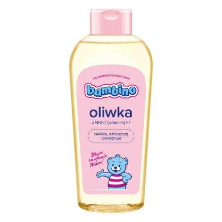 Bambino - OLIWKA dla dzieci i niemowląt, opakowanie 300 ml.