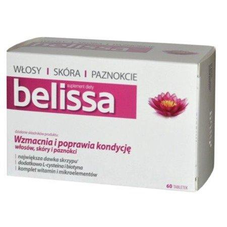 Belissa, 60 tabletek.