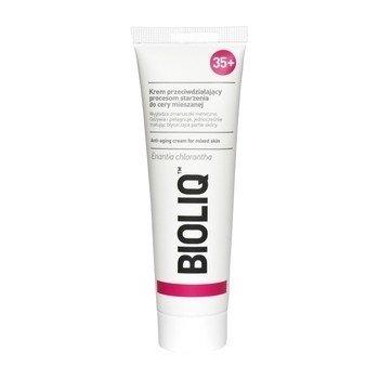 Bioliq 35+ - KREM przeciwdziałający procesom starzenia do cery mieszanej, 50 ml.