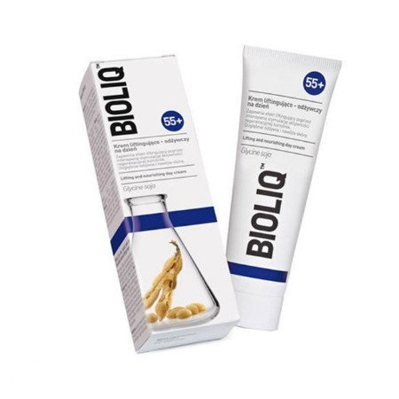 Bioliq 55+ Krem liftingujący na DZIEŃ, 50 ml.