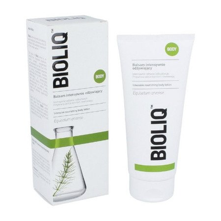 Bioliq Body - BALSAM intensywnie odżywiający do ciała, 180 ml.