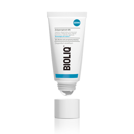 Bioliq DERMO - antyperspirant 48h, 50 ml.