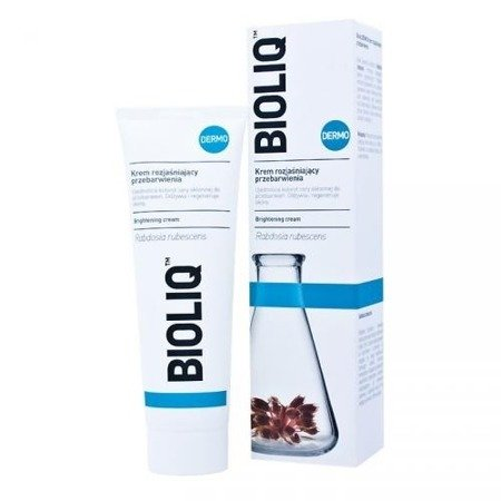 Bioliq Dermo - KREM rozjaśniający przebarwienia, 50 ml.