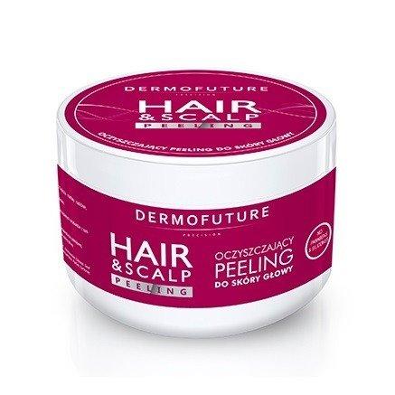 DermoFuture Precision, PEELING do skóry głowy, 300 ml.