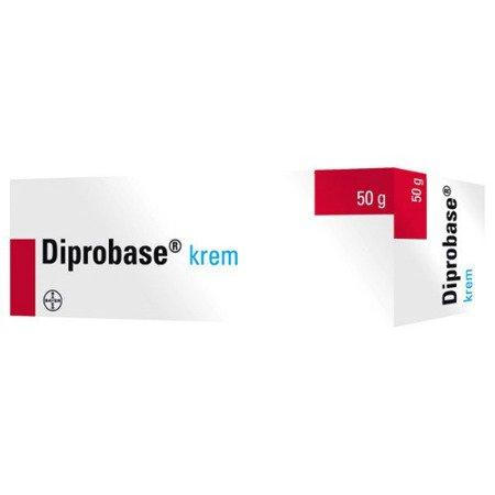 Diprobase - KREM nawilżający i natłuszczający, 50 g.