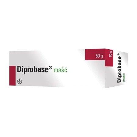 Diprobase - MAŚĆ nawilżający i natłuszczający, 50 g.