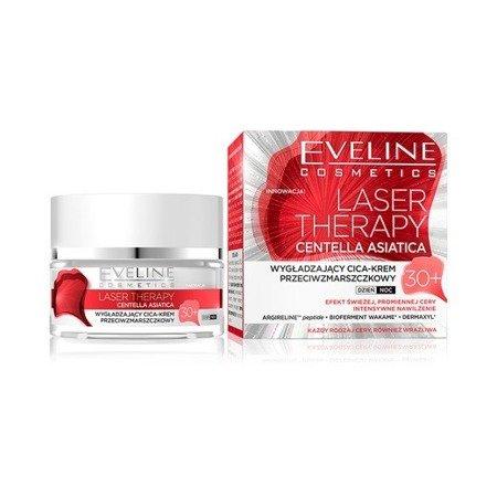Eveline Laser Therapy, KREM przeciwzmarszczkowy 30+ na Dzień i Noc, 50 ml