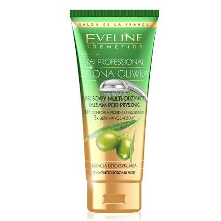 Eveline - Spa Professional - Zielona Oliwka - BALSAM luksusowy pod prysznic, 200 ml.