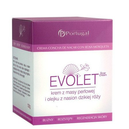Evolet - KREM z masy perłowej, 150 ml.