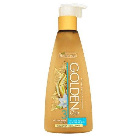 Golden Oils - MLECZKO do ciała, ultra nawilżające, 250 ml.