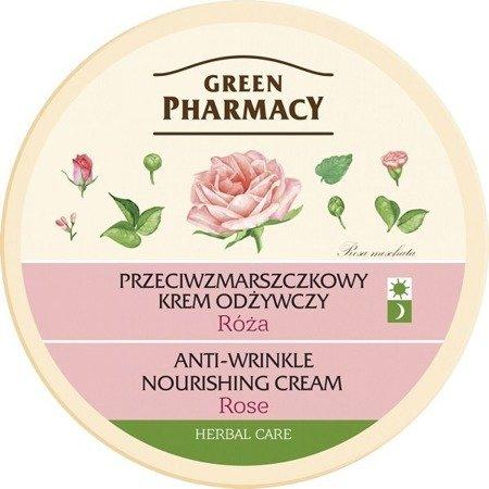 Green Pharmacy - KREM do twarzy RÓŻA na dzień i Noc, 150 ml