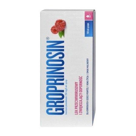 Groprinosin 250 mg. - SYROP, 150 ml.
