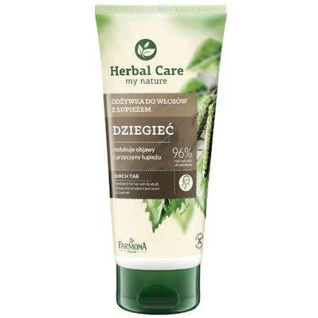 Herbal Care Odżywka Do Włosów Z Łupieżem , 200 ml.