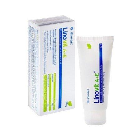 Linovit A+E - KREM ochronny zawierający witaminę A+E, 50 g.