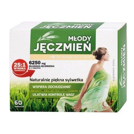 Młody jęczmień, 60 tabletek. (Colfarm)