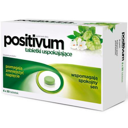 Positivum, 180 tabletek