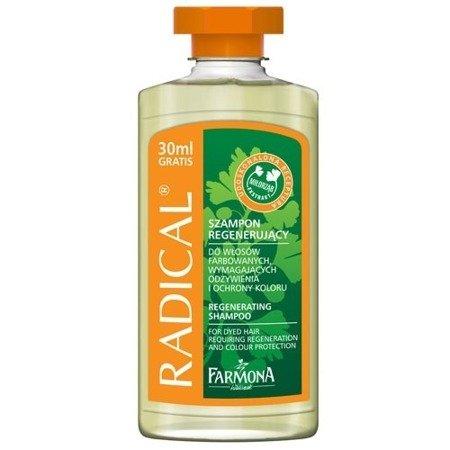 Radical - SZAMPON do włosów farbowanych, 330 ml.