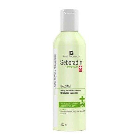 Seboradin - Ciemne włosy - BALSAM, 200 ml.