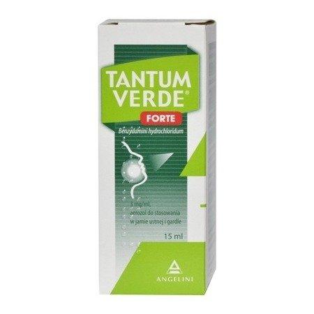 Tantum Verde Forte - AEROZOL, 15 ml.