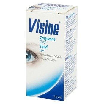 Visine - KROPLE do oczu zmęczonych, 10 ml.