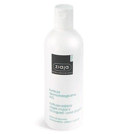 ZIAJA Med - Kuracja Dermatologiczna AZS, OLEJEK myjący, 270 ml.