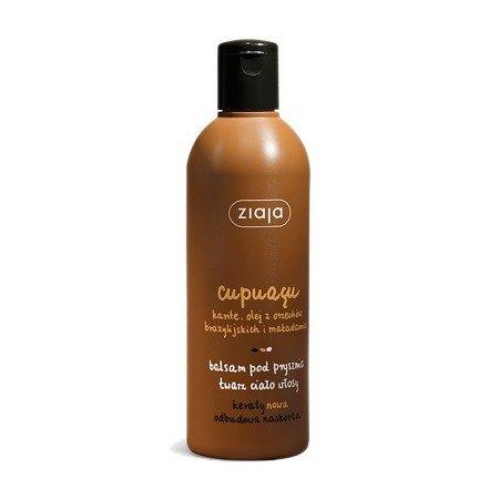 Ziaja - Cupuacu - BALSAM pod prysznic, 300 ml.