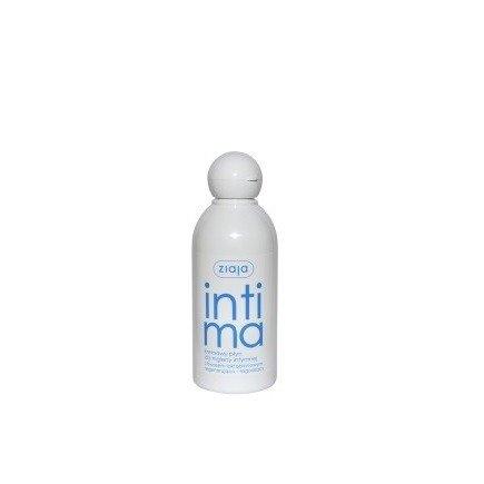 Ziaja - Intima - Kremowy PŁYN do higieny intymnej z kwasem LAKTOBIONOWYM, 200 ml.