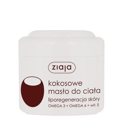 Ziaja - Kokosowa - MASŁO do ciała, 200 ml.