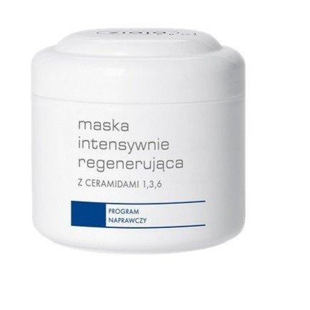 Ziaja - PRO – MASKA intensywnie regenerująca z ceramidami po zabiegach kosmetycznych, 200 ml.