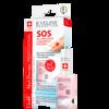 Eveline Nail Therapy Professional - ODŻYWKA multiwitaminowa z wapniem i kolagenem SOS dla kruchych i łamliwych paznokci, 12 ml.