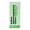 Kalium hypermanganicum 100 mg. - Nadmanganian potasu, 30 tabletek.